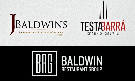 $100 Baldwin Restaurant Group gift card